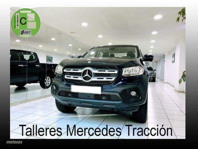 gebraucht Mercedes X250 d Progressive/ Aut. 7/Paquete Aparcamiento/ KM 0