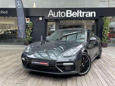 usado Porsche Panamera Turbo Aut.
