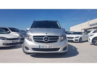 usado Mercedes V220 Clase V 220diésel Largo. PVP 30500€ sin impuestos