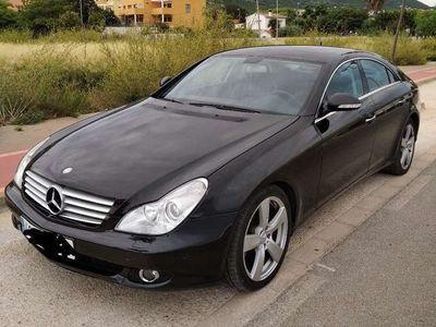 usado Mercedes CLS320 CDI 320