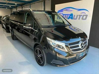 usado Mercedes V250 ClaseBluetec Avantgarde Extralargo