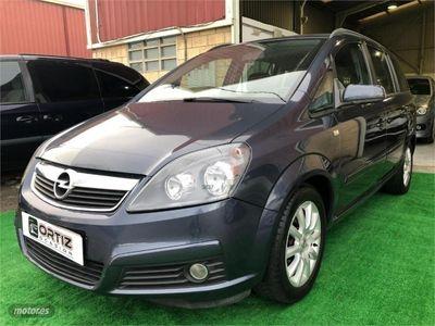 gebraucht Opel Zafira 1.9CDTi Cosmo 120