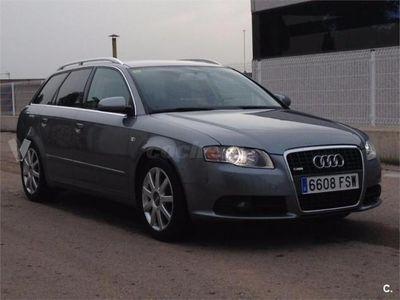 usado Audi A4 Avant 2.0 Tdi 170cv Dpf 5p. -07