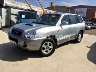 usado Hyundai Santa Fe 2.0crdi Gls 112 cv en Palencia