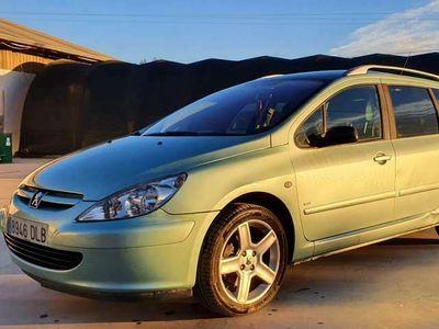 usado Peugeot 307 SW 2.0HDI Pack 136