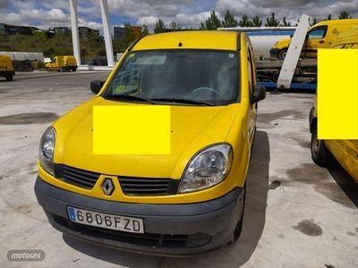 usado Renault Kangoo Gran Confort 1.5dCi 70cv
