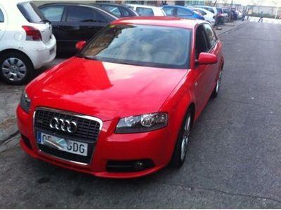 usado Audi A3 2.0TDI S line edition