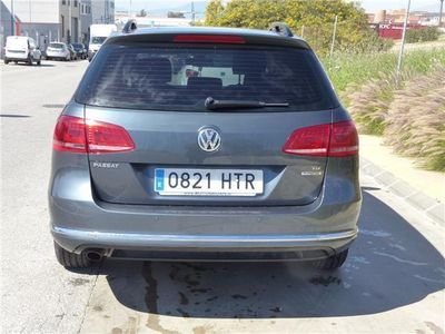 usado VW Passat Variant 1.6TDI Business Bluemotion XENON PARK ASISTEN