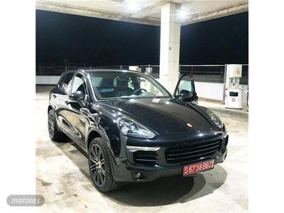 usado Porsche Cayenne S Diesel FULL