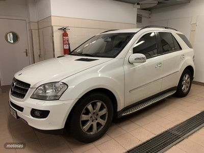 usado Mercedes ML350 Clase M