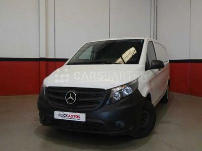 usado Mercedes Vito 1.6 CDI 114CV Furgon Largo 4p