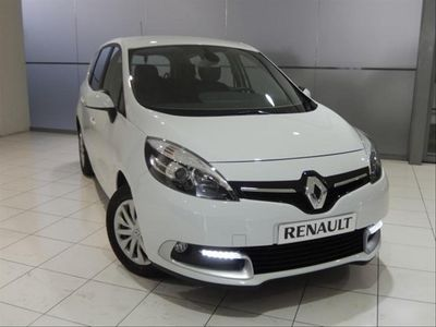 brugt Renault Scénic 1.5dci Energy Selection 110