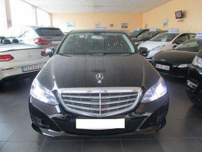 usado Mercedes E220 Clase ECDI