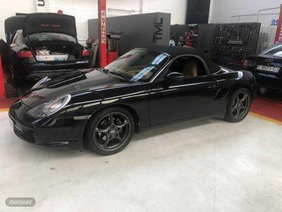 usado Porsche Boxster CABRIO FULLEQUIP