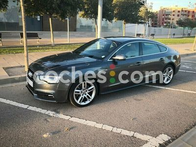 usado Audi A5 Sportback 2.0tdi Multitronic 177 177 cv en Lleida