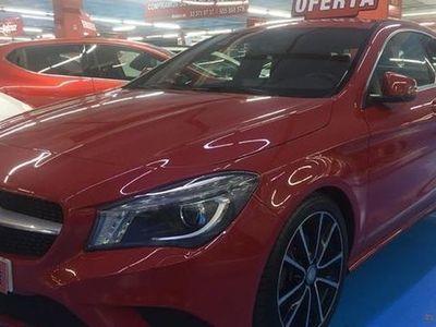 usado Mercedes CLA220 Clase CDI 125 kW (170 CV)