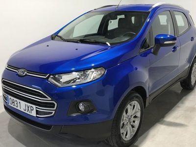 usado Ford Ecosport 1.5 TDCi 70kW (95CV) Trend