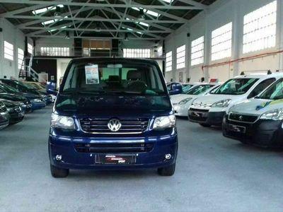 usado VW Multivan 2.5TDI 174CV COMFORTLINE
