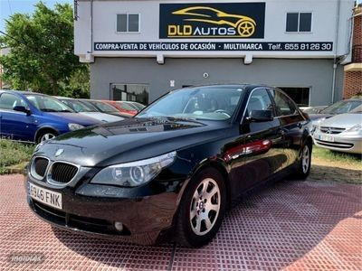 gebraucht BMW 530 Serie 5 D