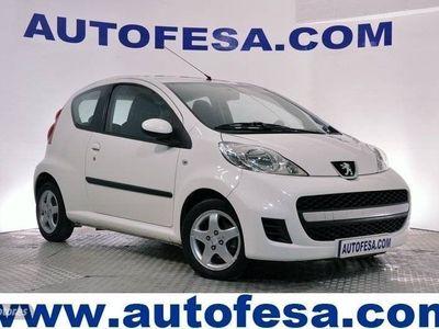 usado Peugeot 107 1.0i 68cv Trendy 3p