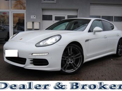 gebraucht Porsche Panamera Diesel TECHO, A BAJO COSTE CON DTO. CASHBACK
