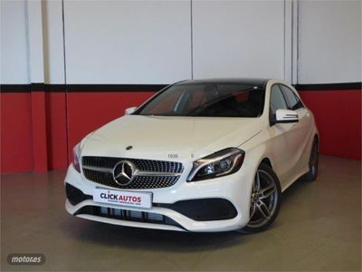 second-hand Mercedes A180 Clase Ad