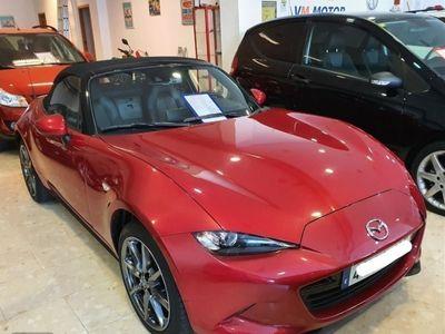 usado Mazda MX5 2.0 118kW 160CV Luxury