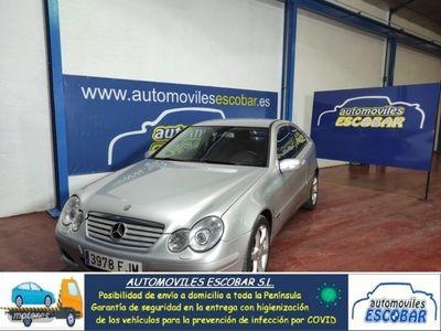 usado Mercedes C220 Clase CCDI SPORTCOUPE SPORT EDITION