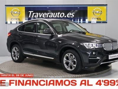 used BMW X4 xDrive20d