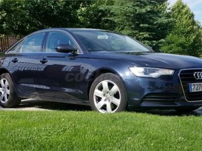 usado Audi A6 2.0 Tdi Multitronic Advanced Edition 4p. -13