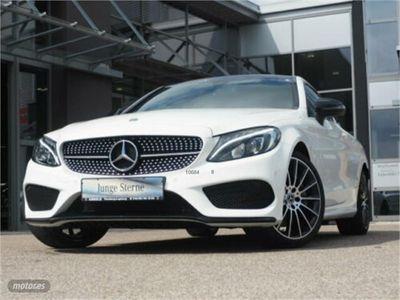 gebraucht Mercedes 300 Clase C C Coupe