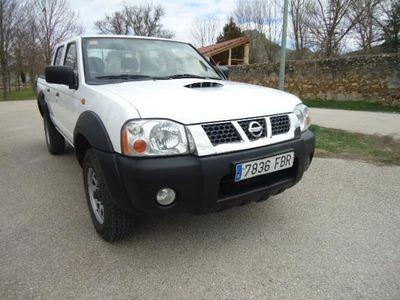 usado Nissan Navara 2.5dCi SE DCb. 4x2