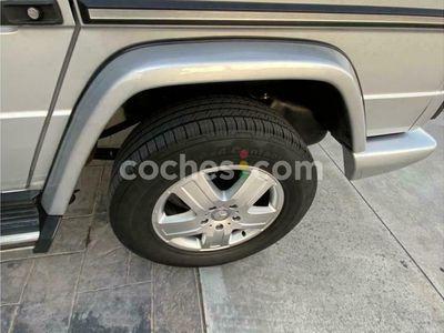 usado Mercedes G400 Clase GCdi Sw Largo Aut. 250 cv en Madrid