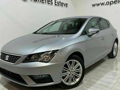 usado Seat Leon 1.5 Tsi S&s Xcellence 150 150 cv en Valencia
