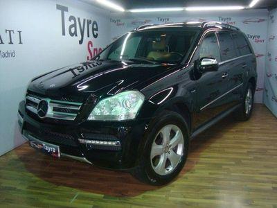 usado Mercedes 350 Clase GL CLASEBLUETEC 4M