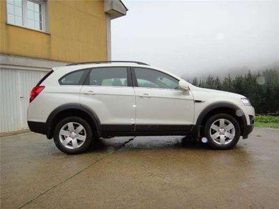 usado Chevrolet Captiva 2.2VCDI LT AWD