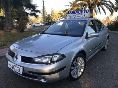 usado Renault Laguna Dynamique 2.0dci 150cv 5p. -08