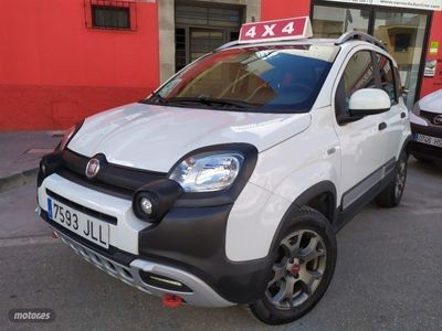 usado Fiat Panda Cross 4X4 1.3 95CV Diesel E6