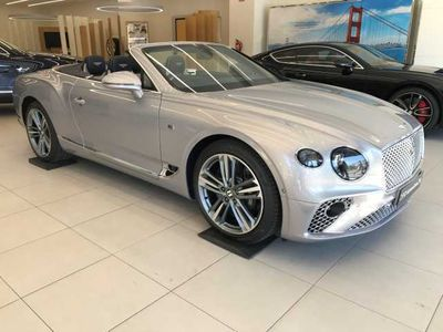 usado Bentley Continental GT Convertible New First Edition W12