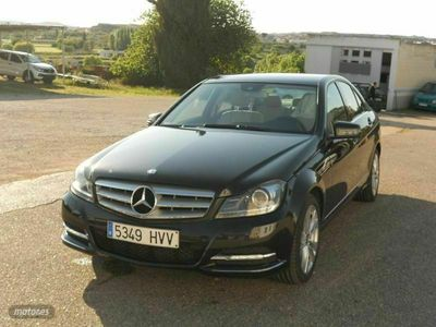 usado Mercedes C250 ClaseCDI Blue Efficiency Avantgarde