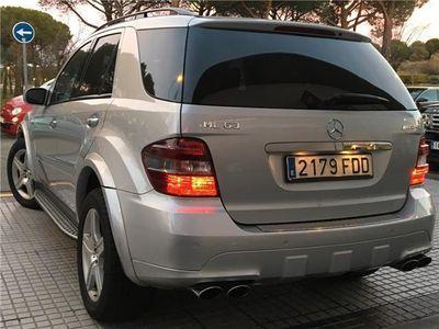 usado Mercedes ML63 AMG AMG Clase M W164, ¡¡IMPRESIONANTE¡¡¡ NACIONAL-EQUIPADO