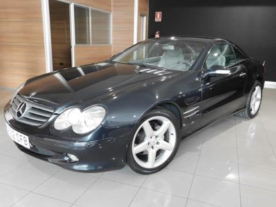 second-hand Mercedes SL350 Aut.