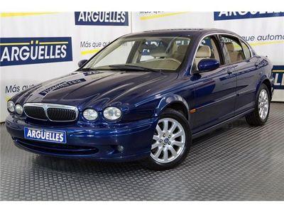 used Jaguar X-type 2.5 v6 196cv 4x4 gasolina