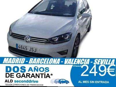 usado VW Golf Sportsvan 2.0TDI CR Sport 110kW