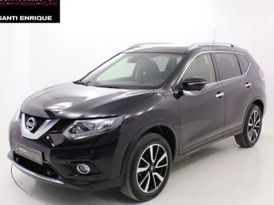 used Nissan X-Trail 1.6 DCI N-CONNECTA 7 SEAT XTRONIC CVT 5P 7 PLAZAS