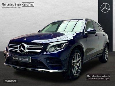 usado Mercedes 220 Clase GLC GLC4Matic Aut.
