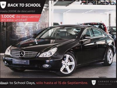 usado Mercedes CLS500 CLS