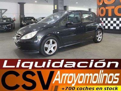 usado Peugeot 307 2.0HDI XT 136