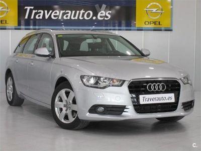 usado Audi A6 Avant 2.0 Tdi 177cv Multitronic 5p. -11
