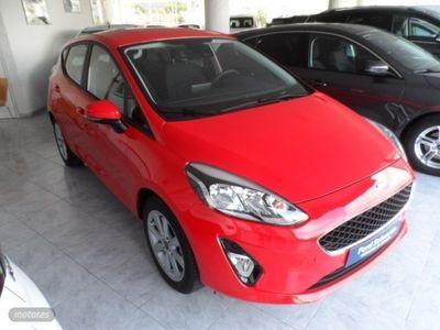 usado Ford Fiesta NUEVO 5 PUERTAS TREND 1.1 PFI GLP 63KW (75CV) Euro 6.2